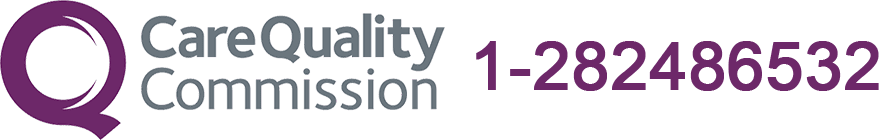 Logo for the Care Quality Commission